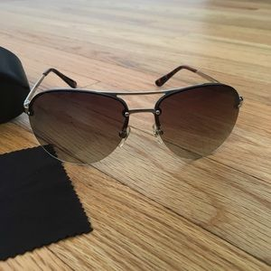 NEW! Michael Kors Aviator Sunglasses!!